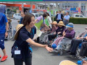 """暮らしを、""""生ききる""""を、支えるケアとは – 地域で働く看護師のリレーブログ"""